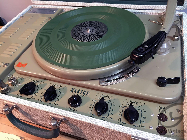 BARTHE LENCO B-50 Hifi vintage réparations