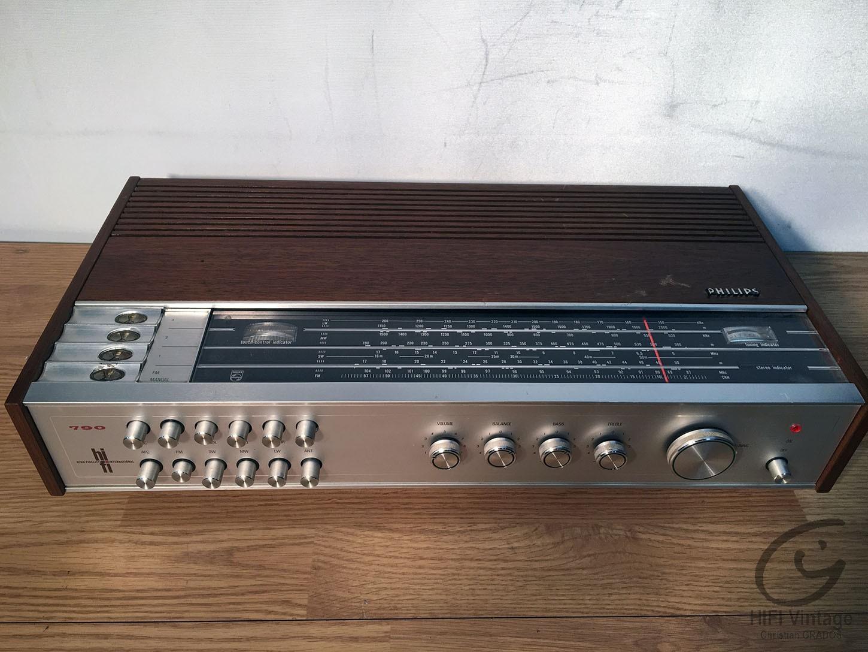PHILIPS 22-RH-790 Hifi vintage réparations
