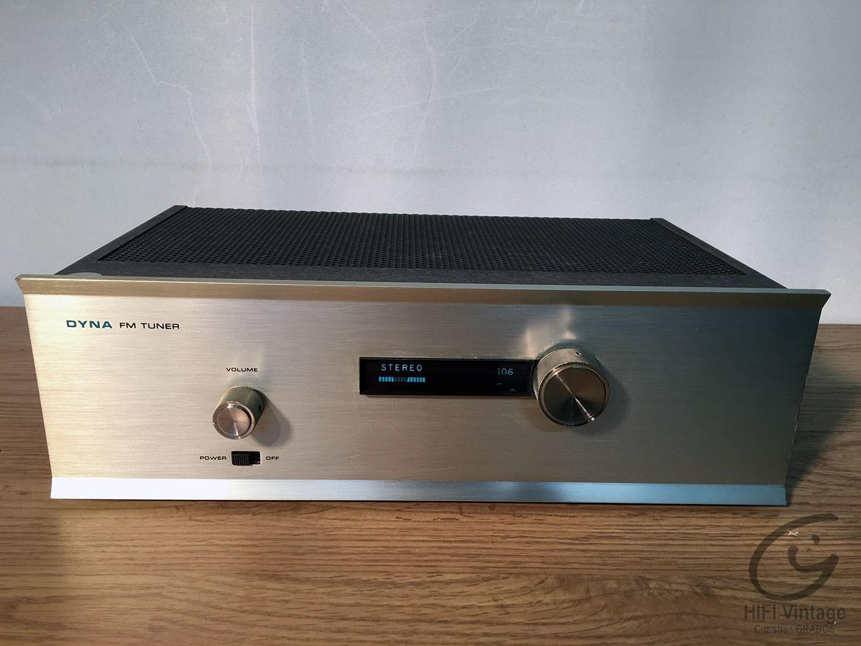 DYNACO FM-3 Tuner Hifi vintage réparations