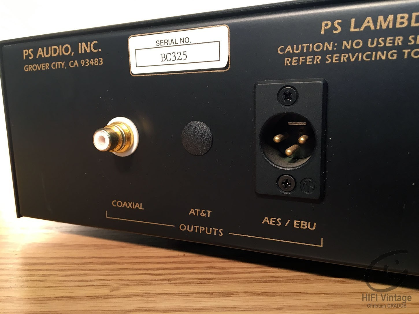 PS AUDIO Lambda