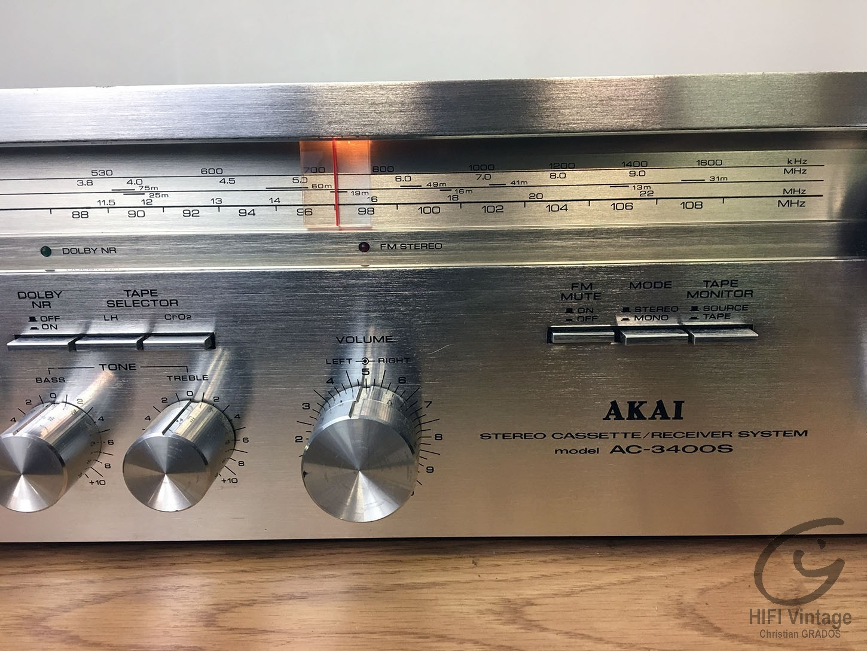 AKAI AC-3400S
