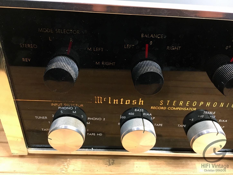 McINTOSH C-20