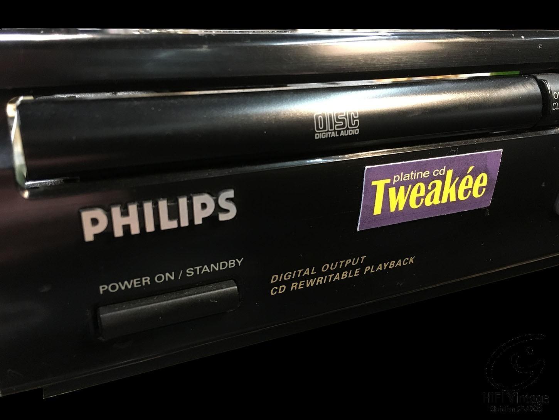 PHILIPS CD-723 tweake