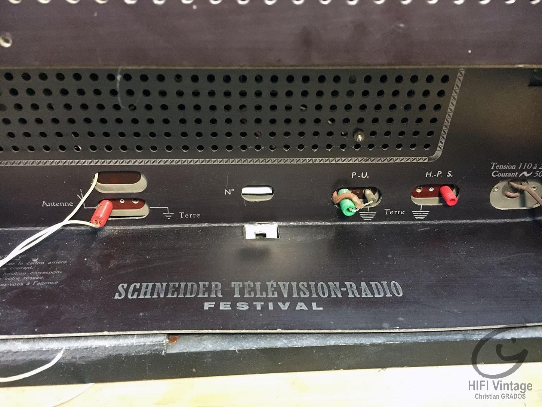 SCHNEIDER Festival