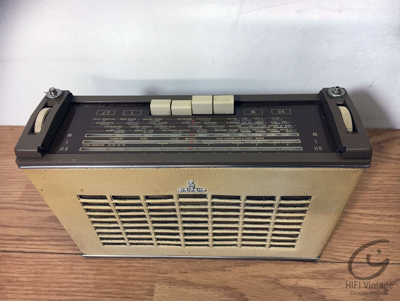 SIEMENS radio