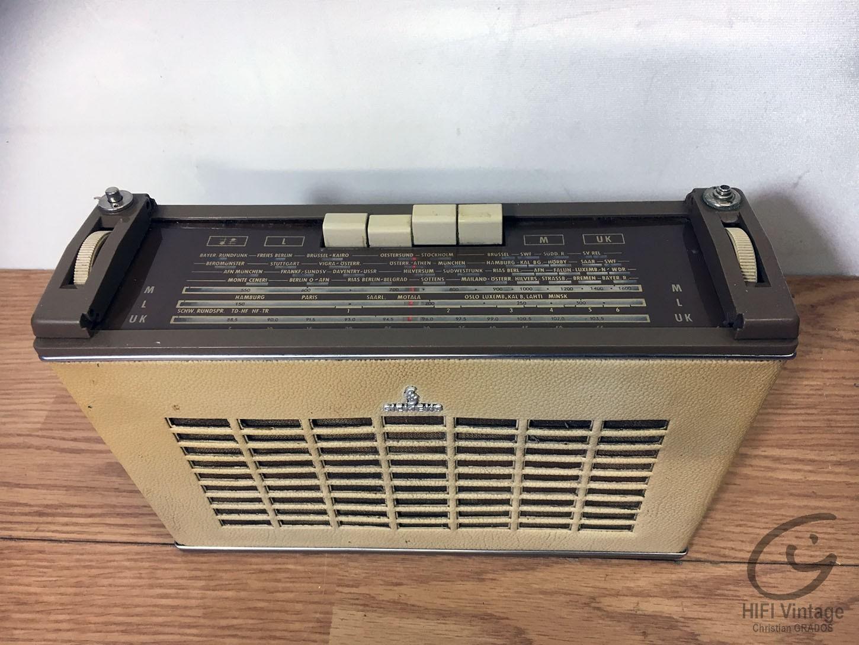 SIEMENS radio Hifi vintage réparations