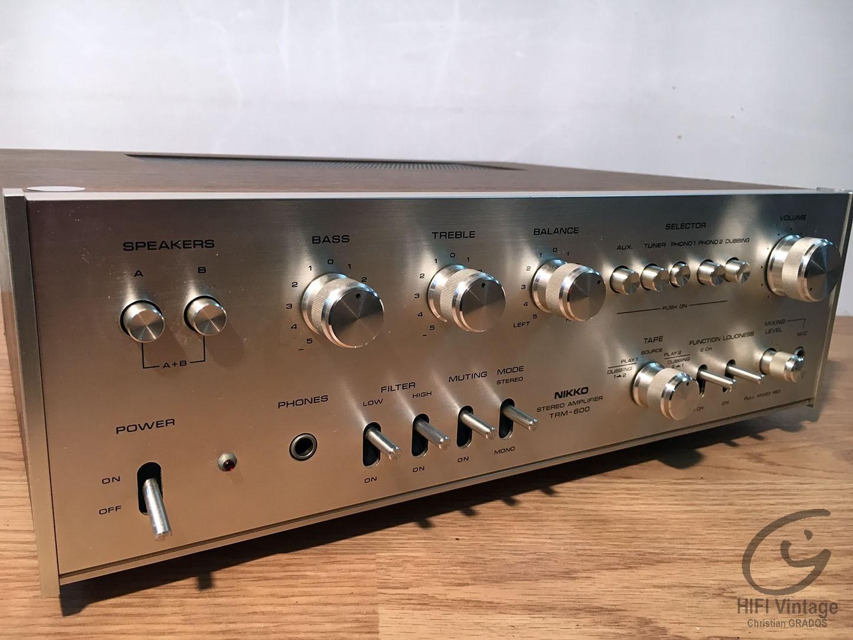 NIKKO TRM-600
