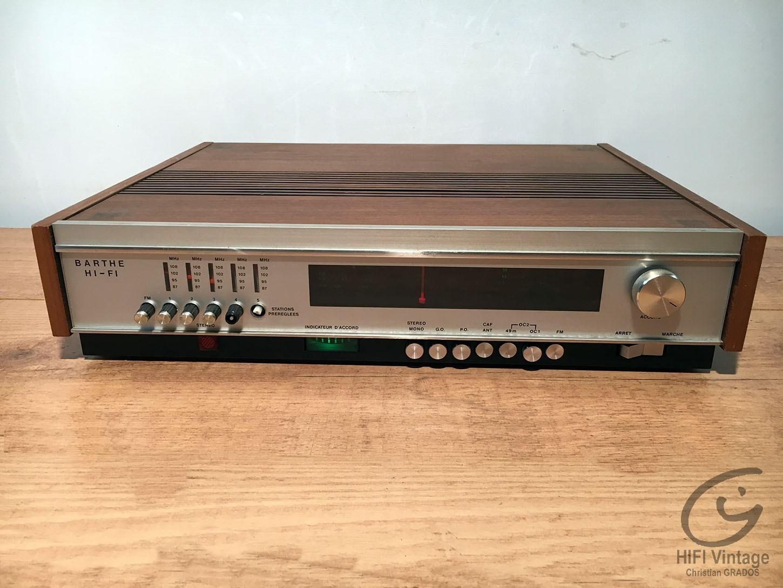 BARTHE HIFI Tuner FM