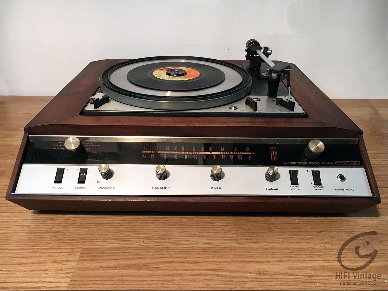 HARMAN KARDON SC 7 Hifi vintage réparations