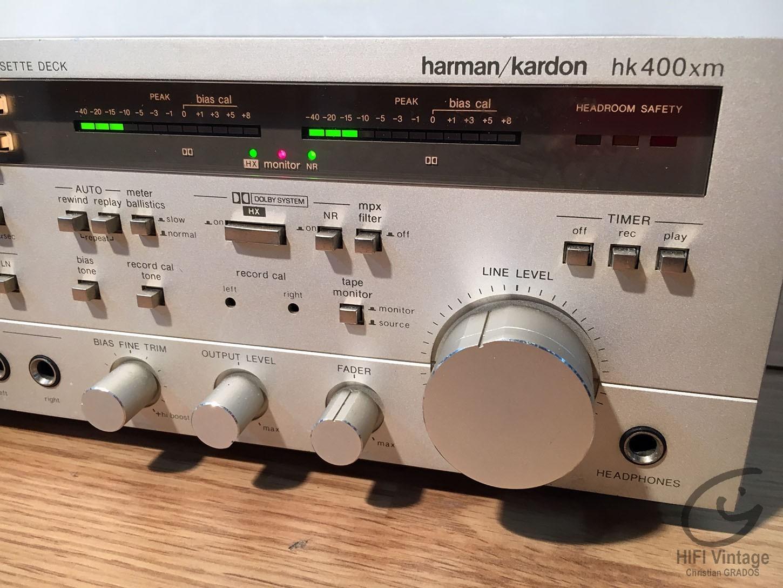 HARMAN KARDON HK 400-XM