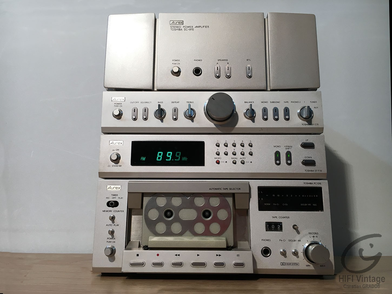 Toshiba AUREX Série 15