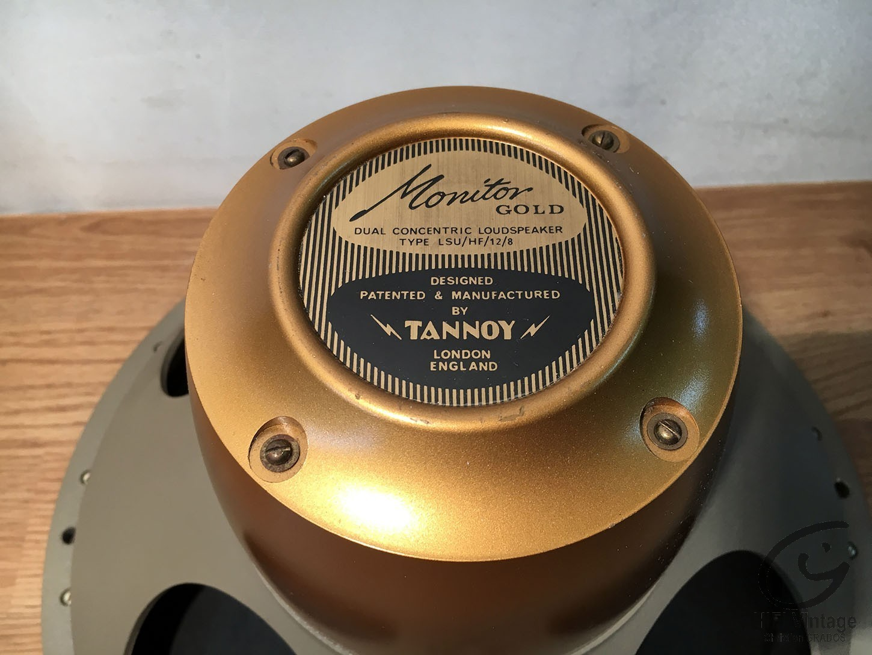 TANNOY Monitor Gold LSU HF 12-8