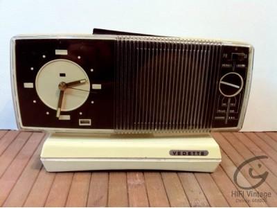 Vedette radio reveil hifivintage - Radio reveil leclerc ...