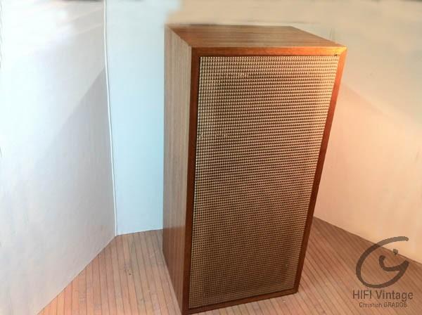 cabasse dinghy 222 ii haut parleur hifi vintage. Black Bedroom Furniture Sets. Home Design Ideas