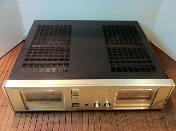 luxman m 02 amplificateur hifi vintage. Black Bedroom Furniture Sets. Home Design Ideas