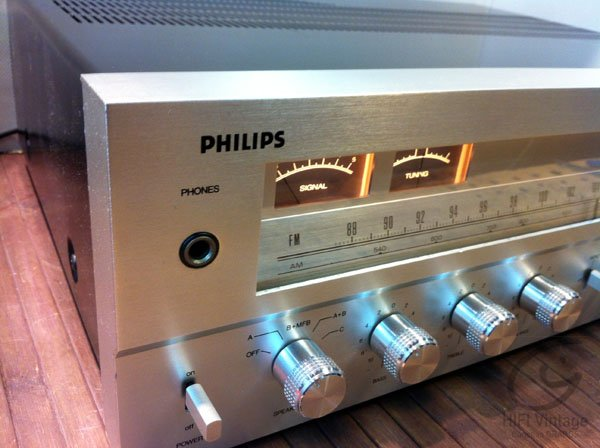 philips 22 ah 686 hifi vintage. Black Bedroom Furniture Sets. Home Design Ideas