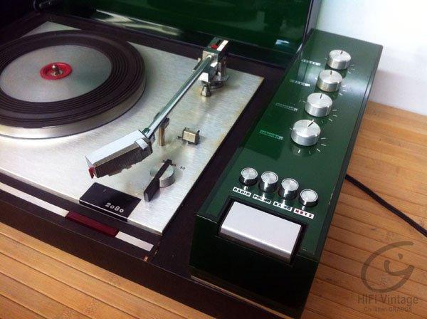 telefunen 2080 electrophone radio hifi vintage r parations. Black Bedroom Furniture Sets. Home Design Ideas