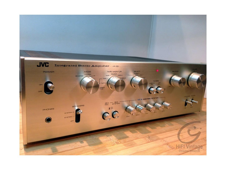 JVC JA-S5