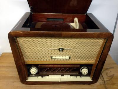 Terta T-528-G  electrophone radio hifi vintage réparateur