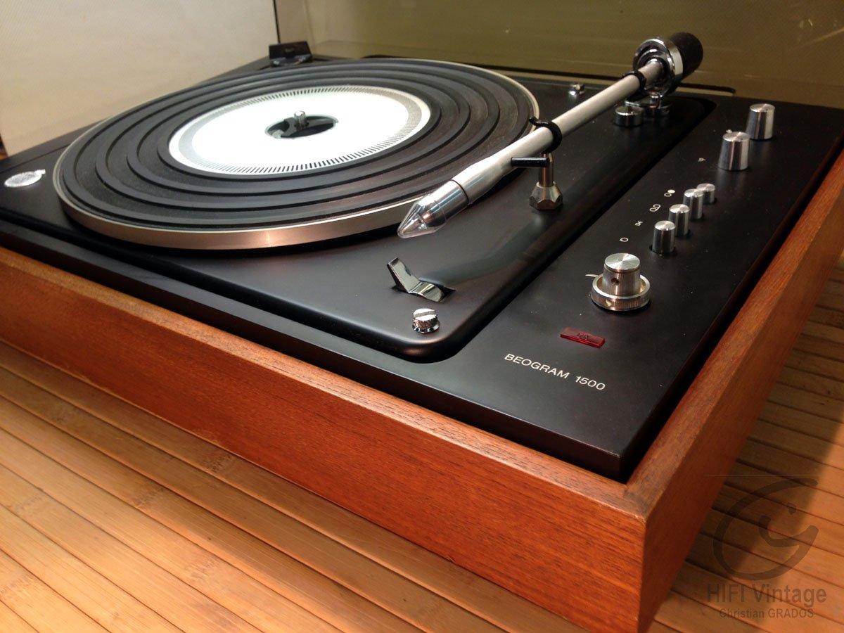 B&O BEOGRAM 1500 Hifi vintage réparations