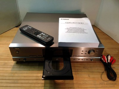 Yamaha CDR HD1500 Graveur CD