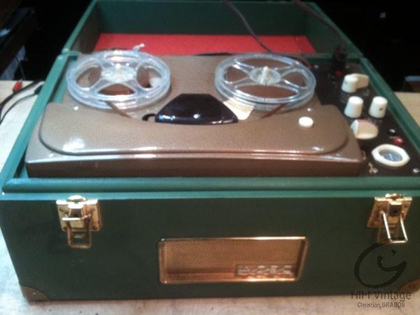 ACEC Portable Mono Hifi vintage réparations