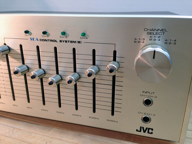 JVC SEA V7E
