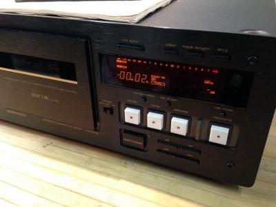 TEAC V-6030-S hifi vintage réparations