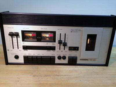 Tandberg TCD-320 magnétophone Hifi vintage Réparations