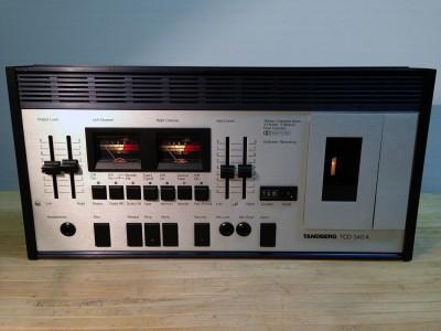 Tandberg TCD-340-A magnétophone Hifi vintage Réparations