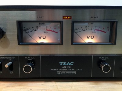 TEAC AN-180 NR Hifi vintage réparation