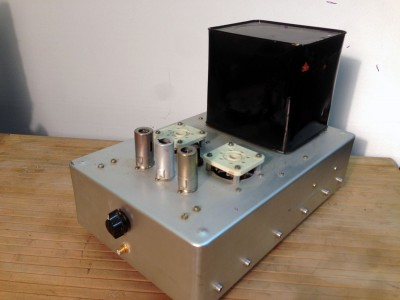 Amplifiateur à tubes