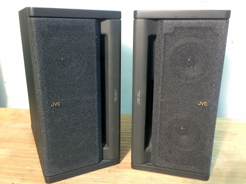 JVC SP-MX1BK Hifi vintage réparations