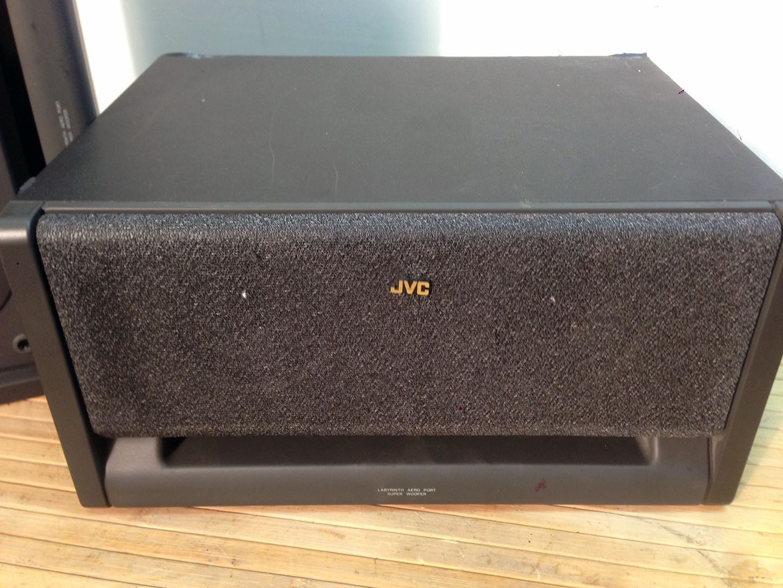JVC SP-MX1BK