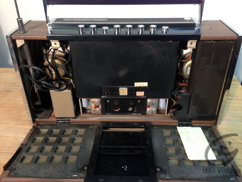 PHILIPS Postes Portable Transistors