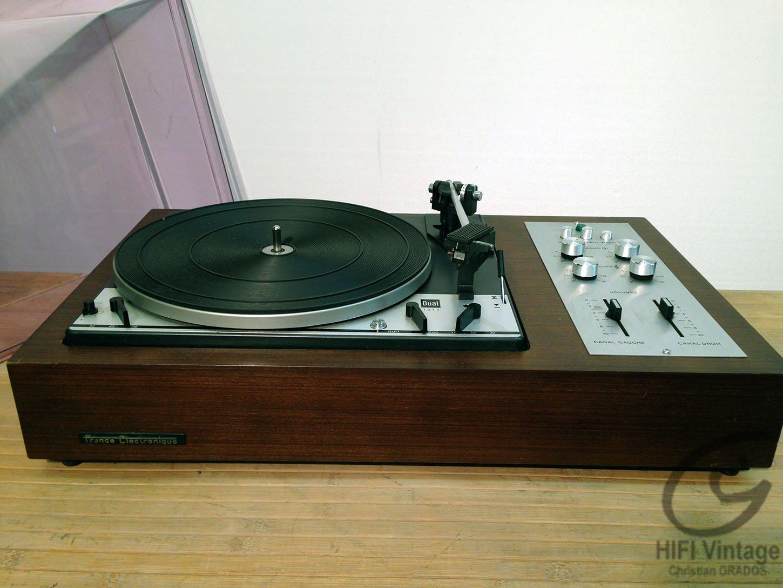 france electronique electrophone st r o hifivintage. Black Bedroom Furniture Sets. Home Design Ideas