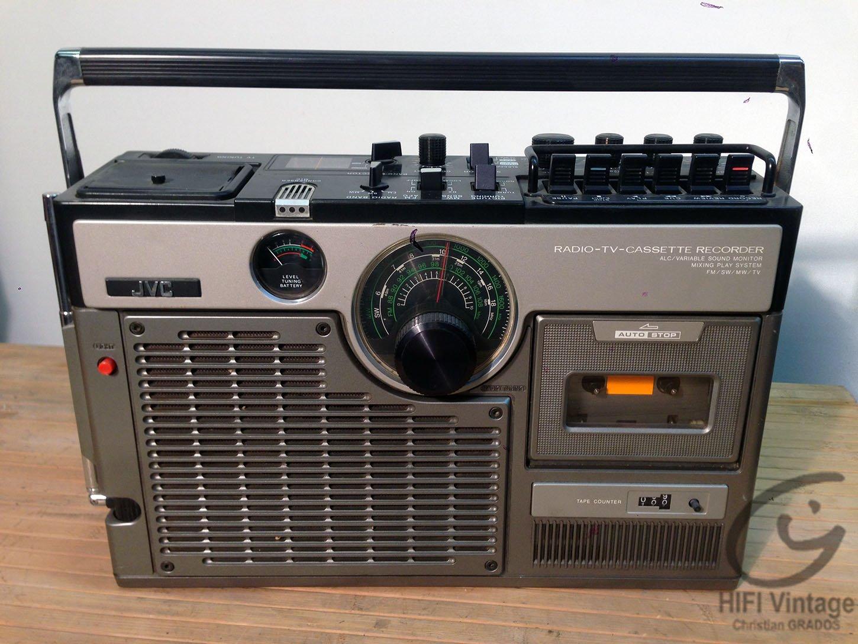 JVC Model 3060-F Hifi vintage réparations