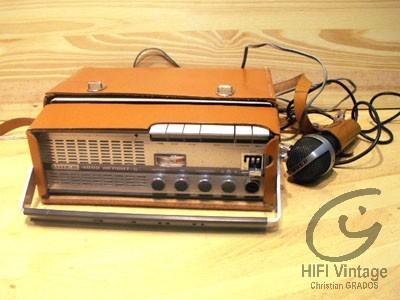 UHER 4000 Hifi vintage réparations