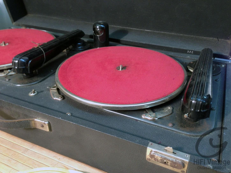 PAILLARD DJ-78T-Double