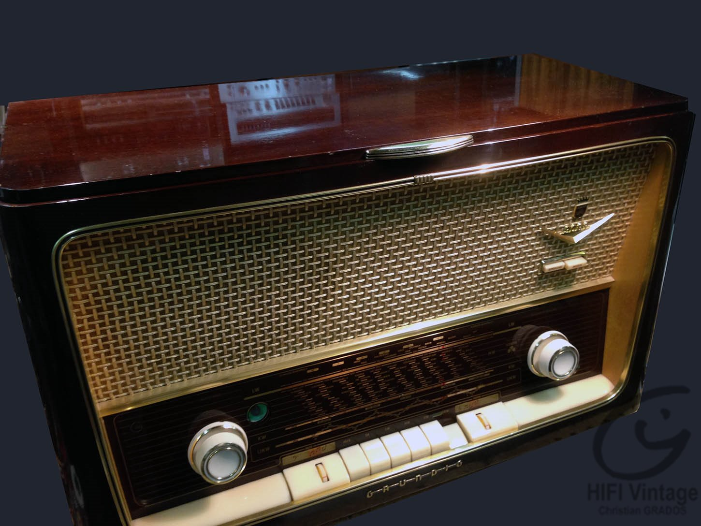 Grundi 3089 Hifi vintage réparations