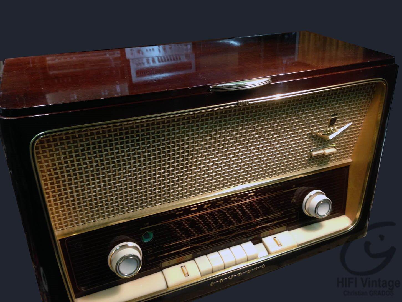 GRUNDIG 3089 Hifi vintage réparations