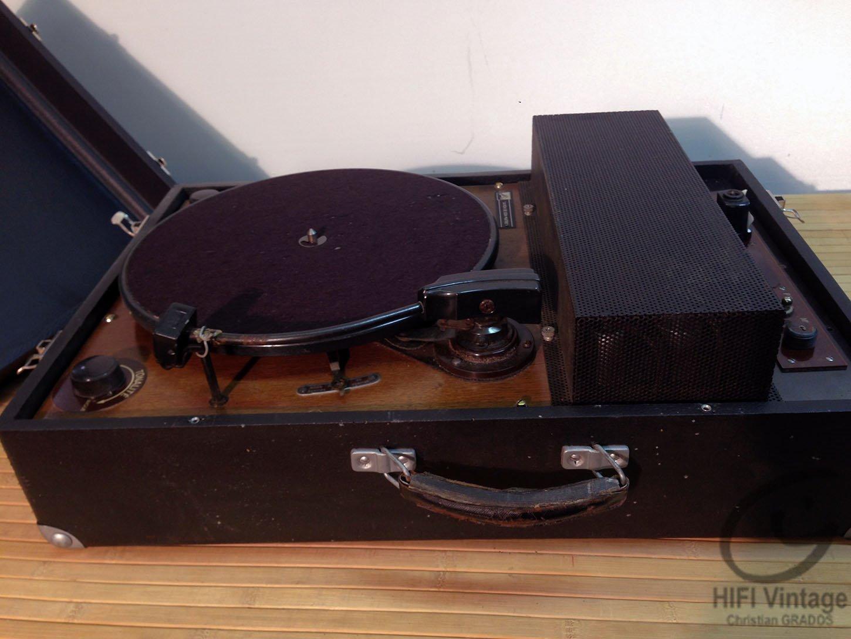LA VOIX DE SON MAITRE 78T Hifi vintage réparations