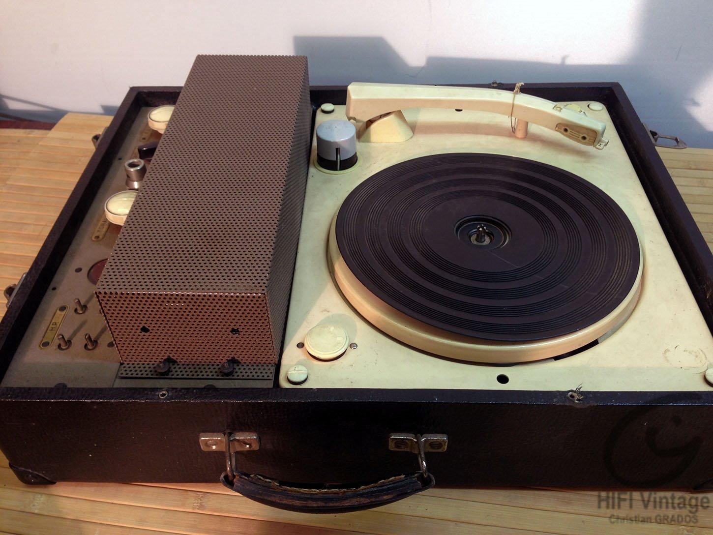 LA VOIX DE SON MAITRE electrophone Hifi vintage réparations