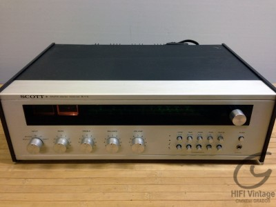 Scott R-77S Amplificateur Hifi Vintage