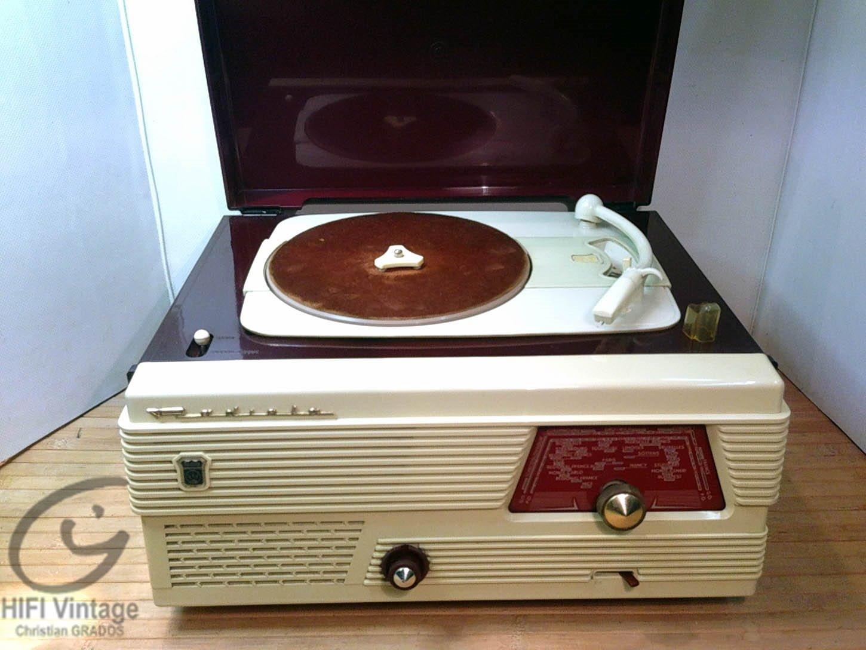 RADIOLA RA-358 Electrophone radio Hifi Vintage Hifi vintage réparations