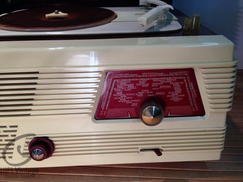 RADIOLA RA-358 Electrophone radio Hifi Vintage