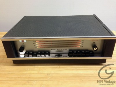JASON AM FM T3 Tuner Hifi vintage