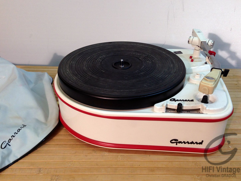 GARRARD 4HF Hifi vintage réparations