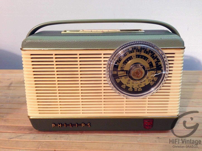 PHILIPS L-3-W-11-T Hifi vintage réparations