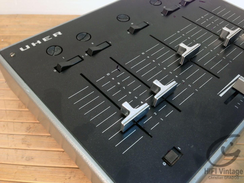 UHER MIX-500 Audio Mixer